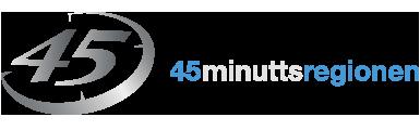 45minuttsregionen