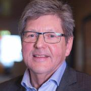 Foto av Reidar Sandal som er styreleiar i Kystvegen Måløy – Florø AS.